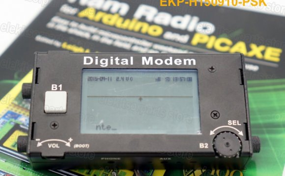 Amateur Radio Digital Modem