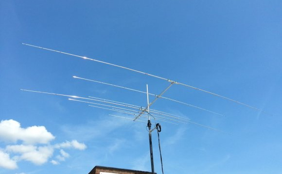 HF Multi-band Yagi 6 band