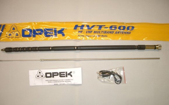 OPEK HVT-600 HF VHF MULTI BAND