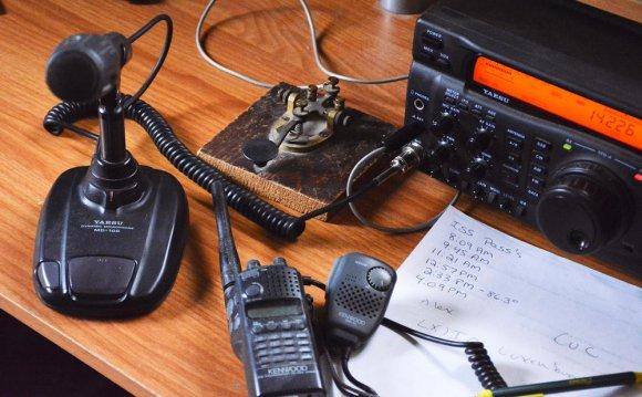 Amateur (HAM) radio brings