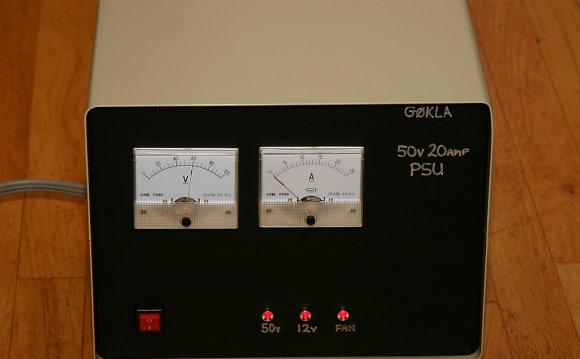 The 1200 Watt Power Supply