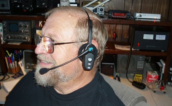 Amateur Radio headset
