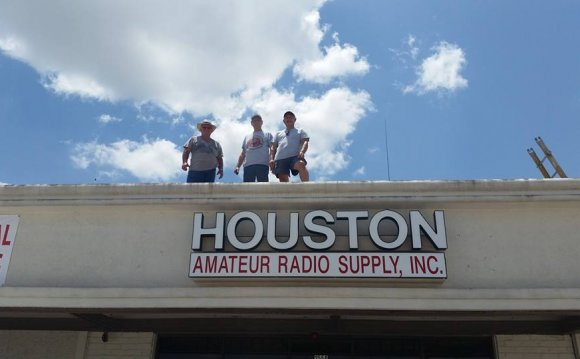 Houston Ham Radio Supply