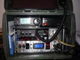 Portable Ham Radio box