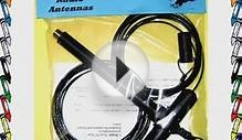 1 Falcon 30 Meter 1/2 Wave Dipole Amateur Ham Radio Base