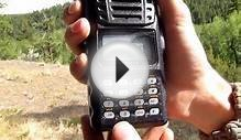 Amateur Radio: DTMF Use