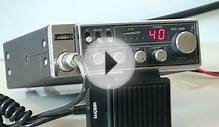 AUSTRALIAN Uniden PC-122 27MHz AM/SSB CB RADIO