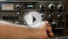 KENWOOD TS 820S Ham Radio from ebay Cheapie Project Radio