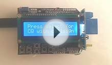 Morse Code Keyer for Arduino and Amateur Radio
